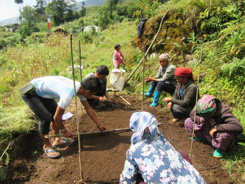 Integrated Rural Development Project (July 2019-June 2020)